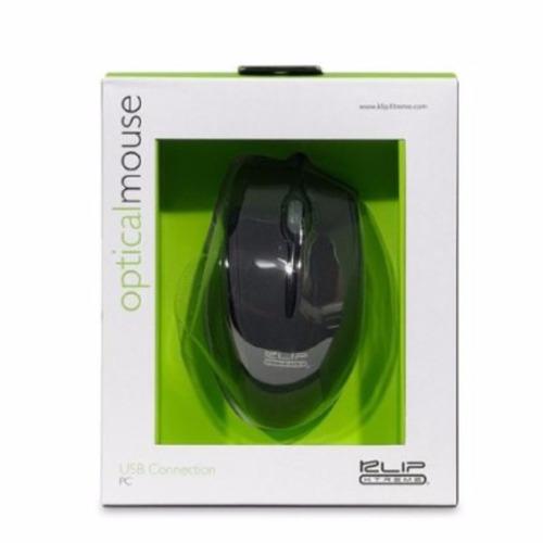 klip xtreme mouse óptico usb kmo-104 - barulu