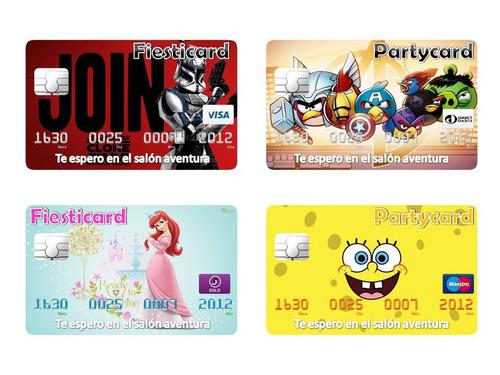 klr-004 kit de moldes tipo invitación tarjeta de credito