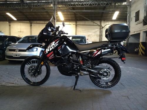 klr 650 2013 equipada 1ra mano