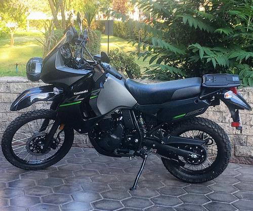 klr650  (nuevo con garantía de concesionario)