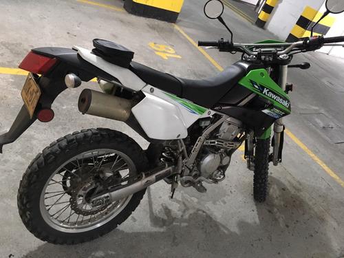 klx 250 kawasaki