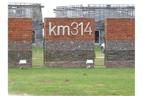 km 314 casas de mar - lote en sector a