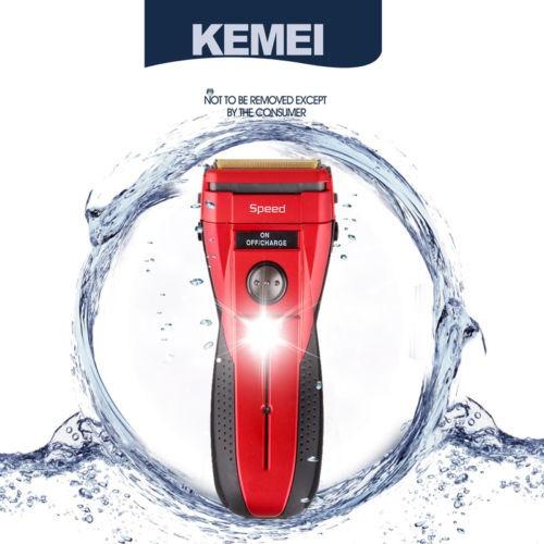 km1730 hombres afeitado eléctrico máquinas de afeitar