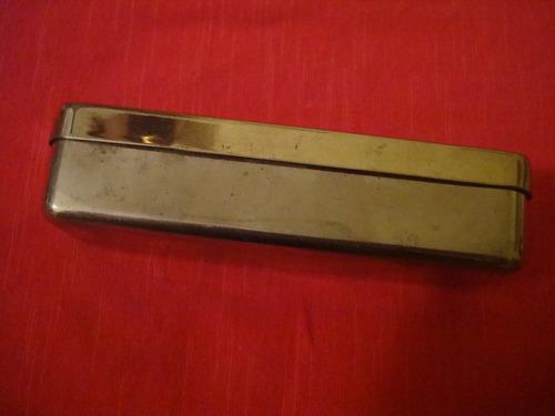 km67 cajita esterilizadora acero inxidable lutz ferrando