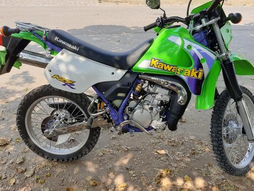 kmx 125 kawasaki
