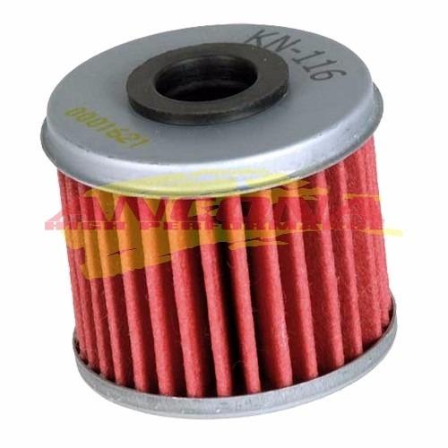 kn-116 filtro de óleo k&n honda crf50/husqvarna