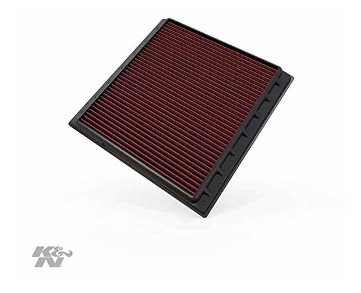 K/&N E-2444 Filtro de Aire Coche