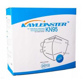 Kn#95 Con Certificado Barbijo X20 Unidades - Importados