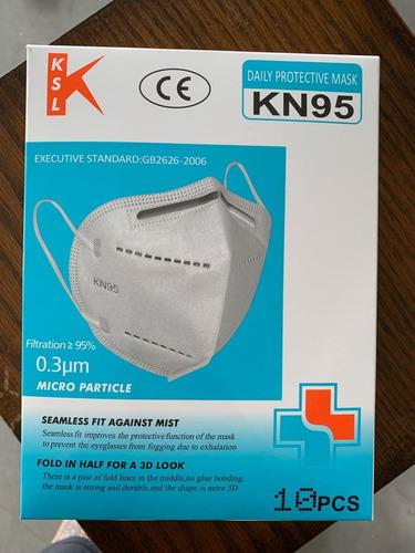 kn95 cubrebocas