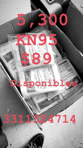 kn95 entrega inmediata