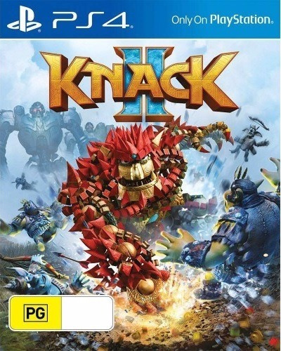 knack 2 / ps store (playstation 4)