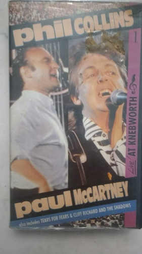 knebworth vhs tears for fears