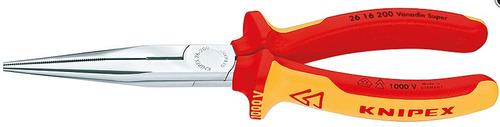 knipex alicates de boca ciguena mod:kni-2616200sb