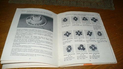 knittax automatic iii explicaciones maquina de tejer