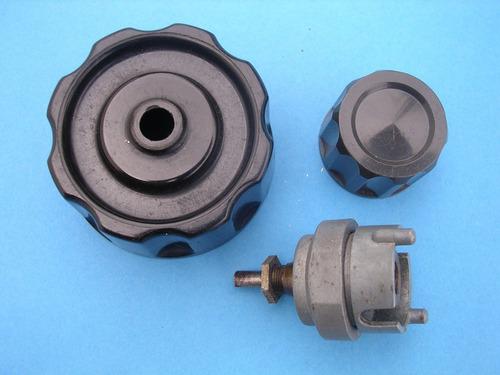 knob com redução 1:8  para capacitor variavel, potenciometro