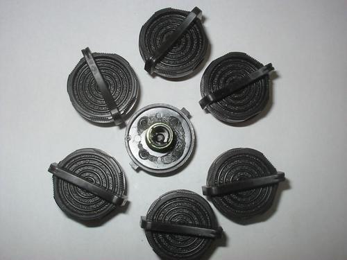 knobs original mudança de faixa radio motoradio 4 & 6 faixa