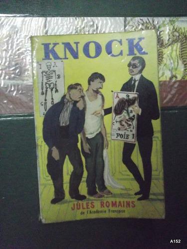 knock, jules romains, francés