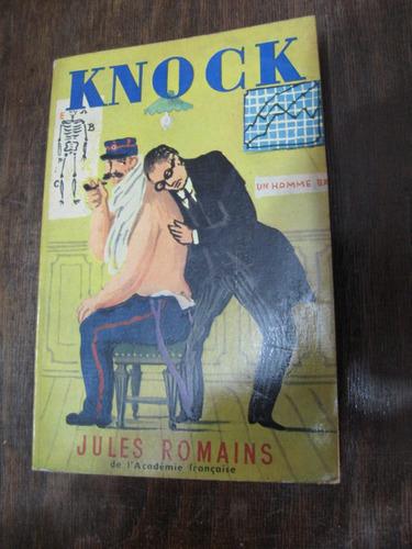 knock. jules romains. teatro. francés