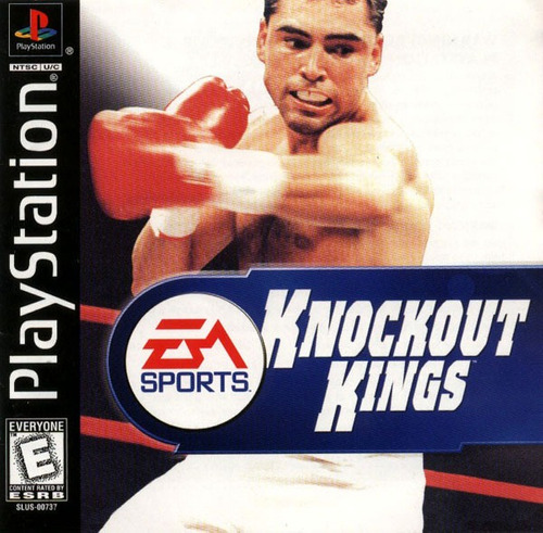 knockout kings - boxeo - playstation 1 / ps1 ps2 ps3