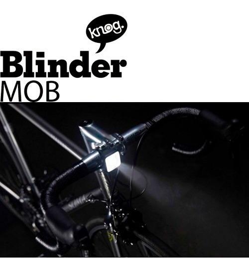 fd5319c8d Knog Blinder Mob Grid Luz Bicicleta Delantera Recarga Usb - $ 2.699 ...