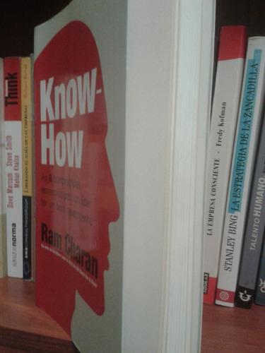 know how de ram charan (edición en portugués)