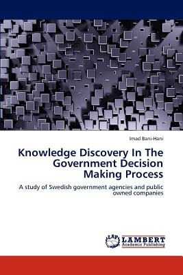 knowledge discovery in the government decision  envío gratis
