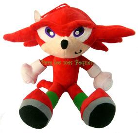 Sonic 30cm Knuckles Peluche De NkZ8wXOPn0