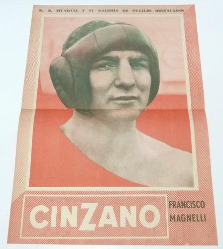 ko mundial poster francisco magnelli decada del 50 (a)