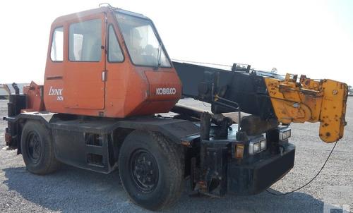 kobelco rk100 10 ton para reparación