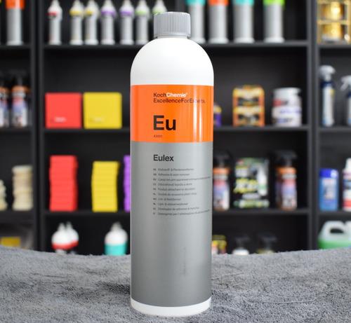 koch chemie eulex removedor adhesivo pegamento 1 litro