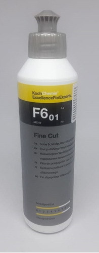 koch chemie f6 - corte medio - 250 ml highgloss rosario