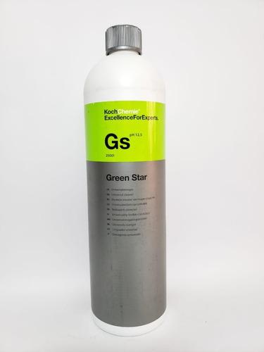 koch chemie green star limpiador universal, 1000ml