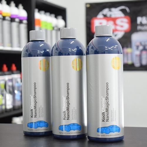 koch chemie nano magic shampoo - 750 ml