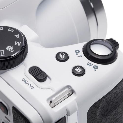 kodak az421-wh pixpro astro zoom cámara digital semiprofesi