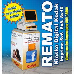 Kodak Picture Kiosk Gs Order Station