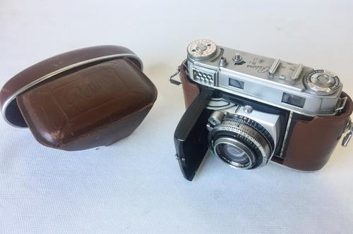 kodak retina iii c - câmera analógica 35mm vintage no estado
