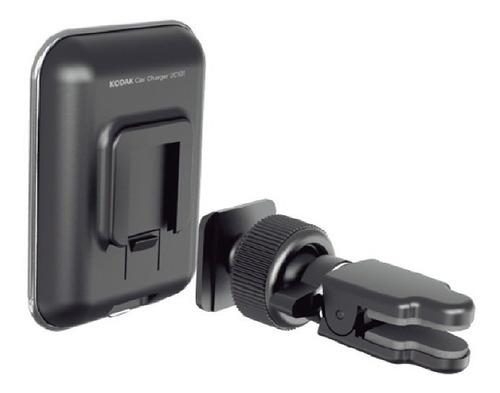 kodak soporte de auto y cargador de contacto magnético