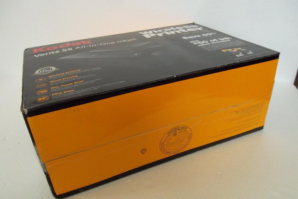 Kodak Verite 55 Impresora De Inyección De Tinta Todo En