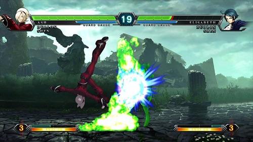 kof king of fighters xiii edición de oro ps3 digital