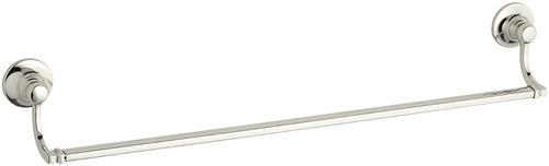 kohler k -11411- sn bancroft - bar toalla 24 -inch, níquel