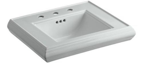 kohler k2239895 memoirs pedestal lavabo del fregadero del cu