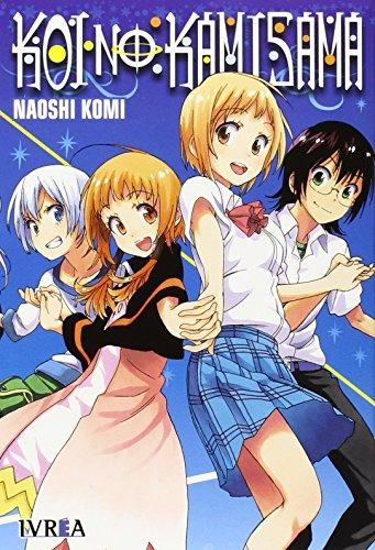 koi no kamisama; naoshi komi. en. envío gratis 25 días