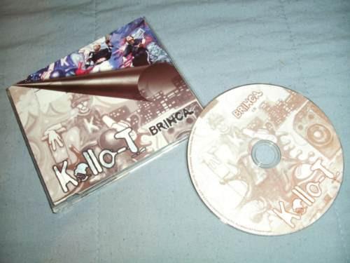kollo-t brinca cd sencillo promo muy raro