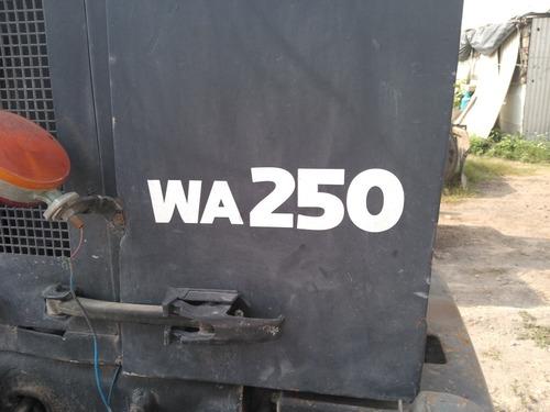 komatsu 250 año 2012