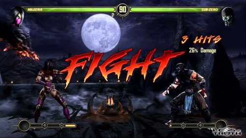 kombat ps3 mortal