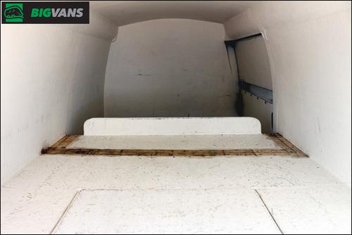 kombi 2013 furgao 1.4 flex e gnv revestimento branco (3977)