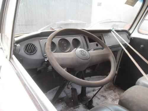 kombi ano 98/99 sucata partes e peças sem motor