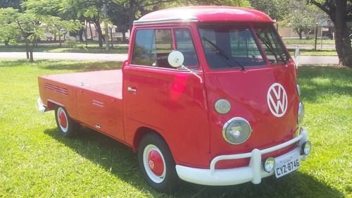 kombi antiga pick up cabritinha 1975
