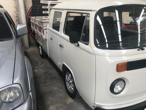 kombi cabine dupla 1985