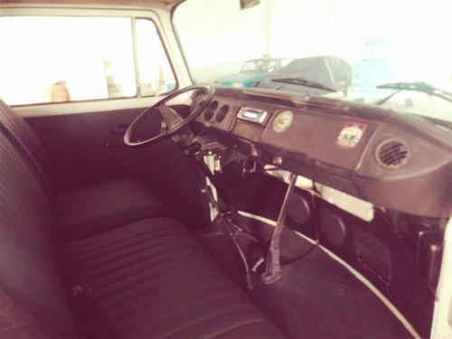 kombi cabrita pick up 1987 1600 gasolina perfeita